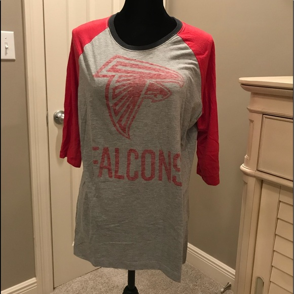 Discount Nike Tops | Nfl Team Apparel Atlanta Falcons Tshirt | Poshmark  for sale